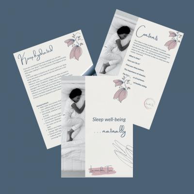 Lavender Tree Therapies Sleep Ebook